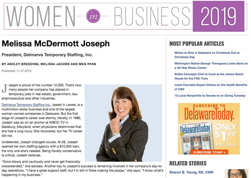 womens business article pr